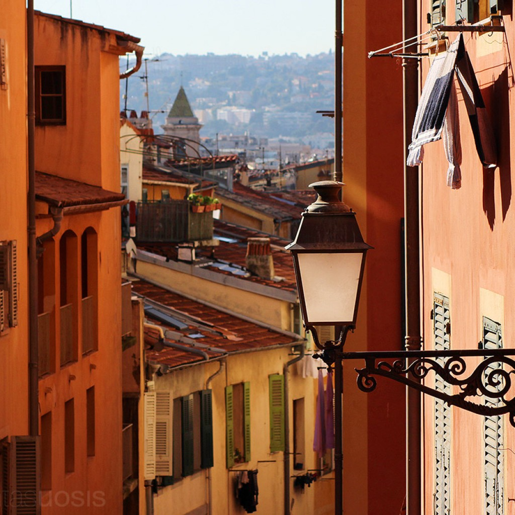 Vieux Nice, France