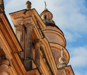 Basilique Saint Michel, Menton, France